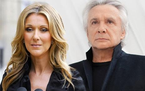 Michel Sardou et Céline Dion