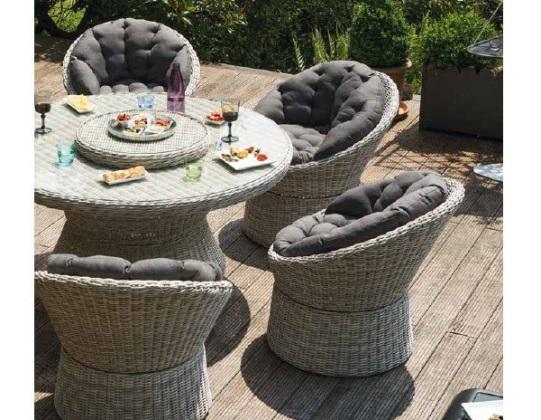 Salon de jardin comment choisir le bon - Salon de jardin pour petit balcon ...