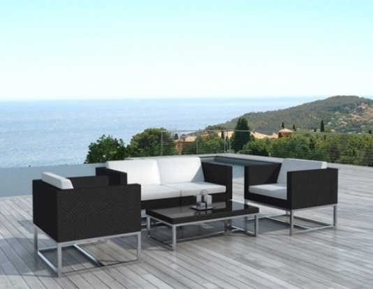 choisir son salon de jardin en fonction de son ext rieur artswall. Black Bedroom Furniture Sets. Home Design Ideas