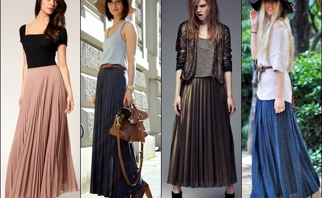 D couvrez les jupes longues tendances pour cet t for Tendance jardin 2016