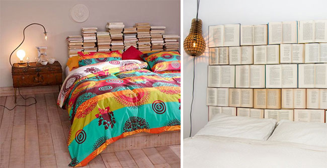 D co diy six t tes de lit originales - Tete de lit facile a faire ...