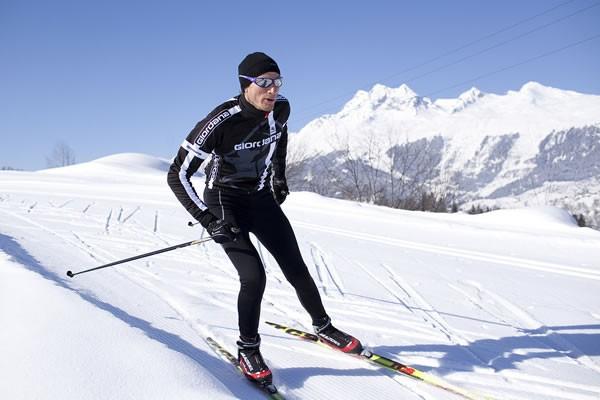 ski bonne condition physique