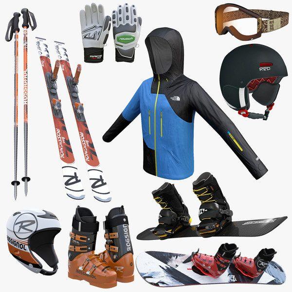 ski-equipement
