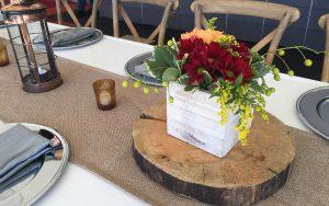 décoration de table époustouflante