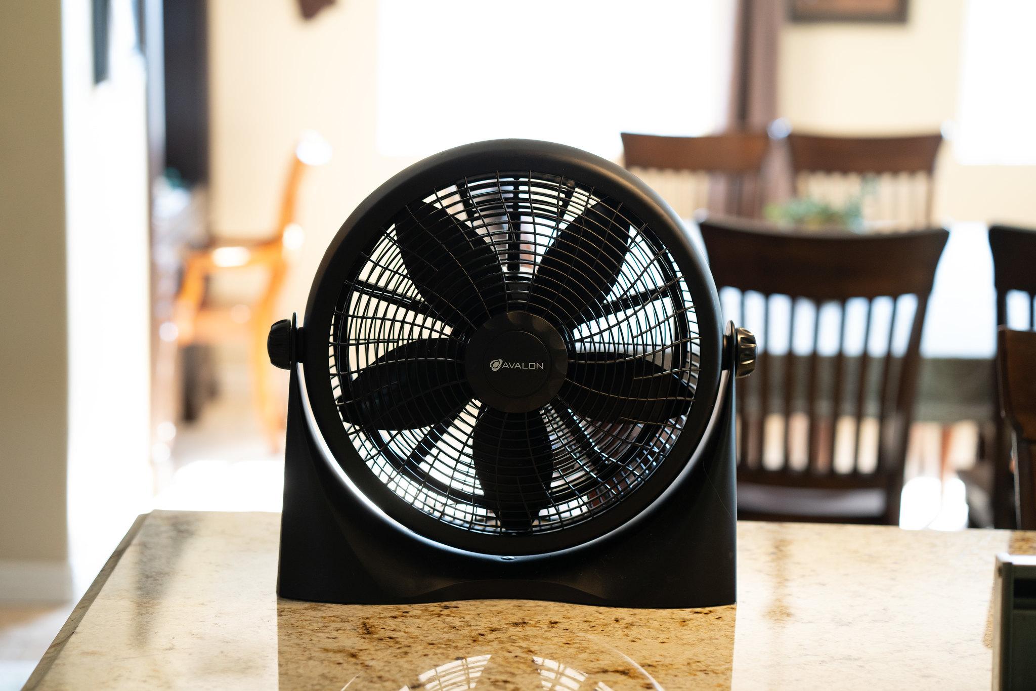 Ventilateur pour salon