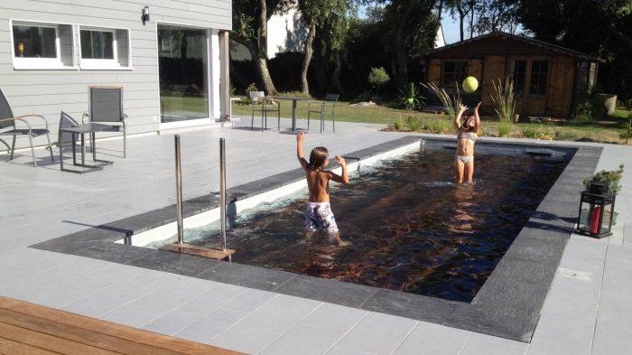 Le prix d'une piscine à plancher mobile