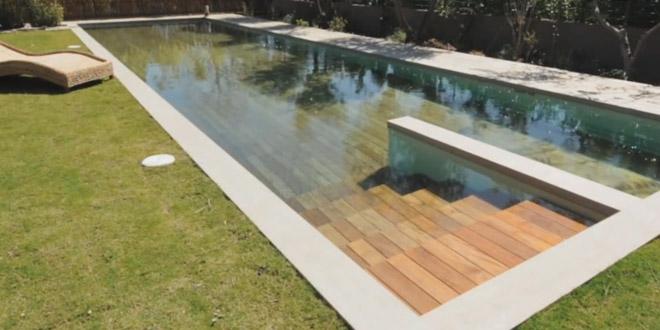 avantages d'une piscine à fond mobile