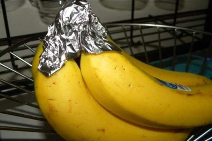Conserver les bananes plus longtemps