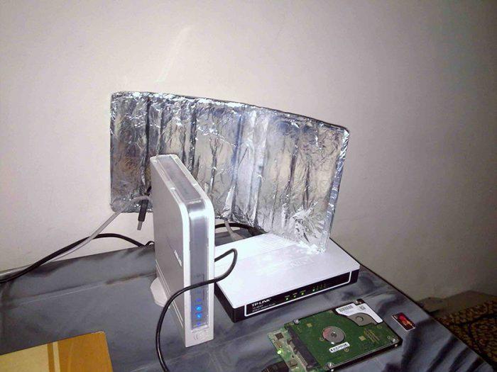 Améliorer la portée du wi-fi