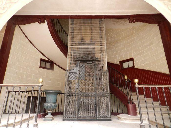 ascenseur pour particulier